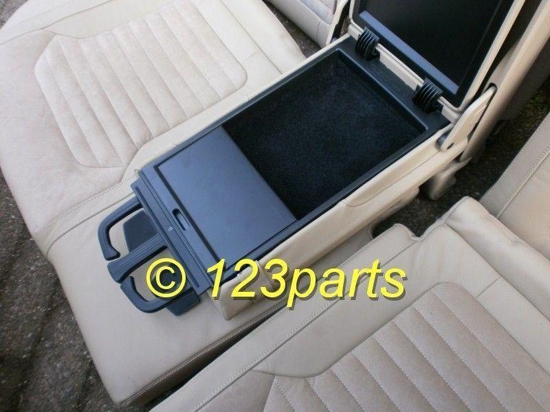 Passat variant half leder half alcantara interieur beige for Audi interieur onderdelen