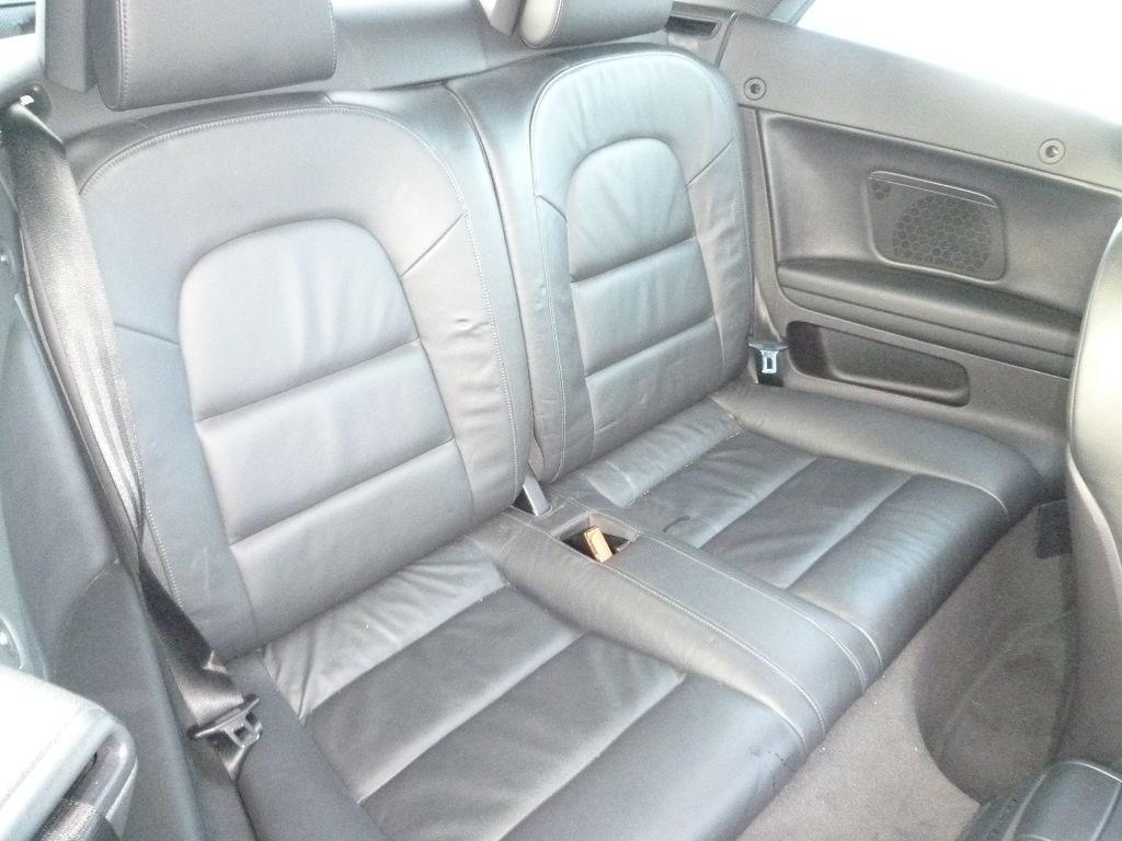 Vol leder interieur audi a3 8p cabriolet 2011 zwart 7500km for Audi a3 onderdelen interieur