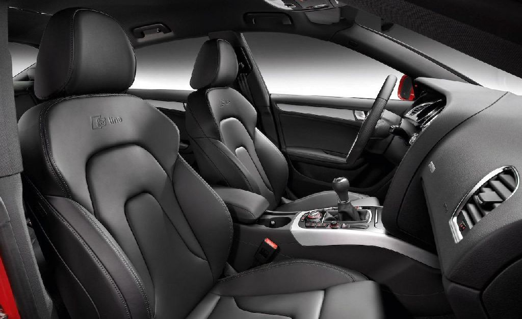 Audi q5 s line interieur vol leder 2010 type 8r 123parts for Interieur q5