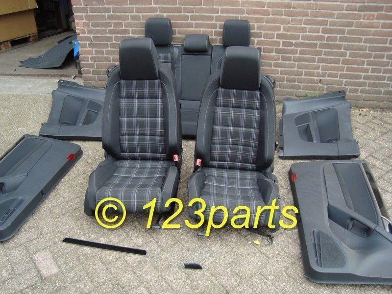 Golf 6 gtd sport interieur 5 deurs model op voorraad for Audi interieur onderdelen
