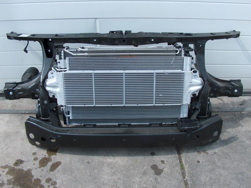 Complete Voorkop Volkswagen T5 1 9 Tdi Rood 123parts Nl