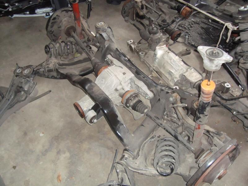 Complete Achteras Audi A6 Quattro 2 7 Tdi 123parts Nl